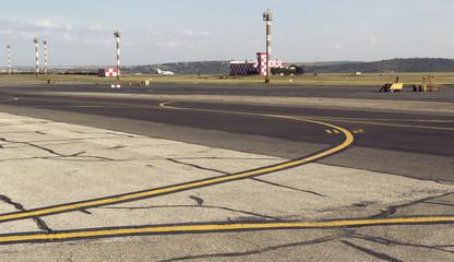 landing territory