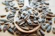 sunflower seeds - 74038177