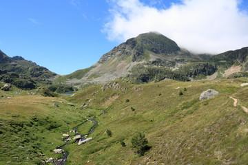 Montagnes d'andorrane, Pyrénées