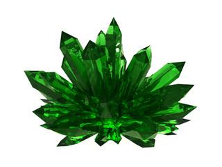 Emerald druze