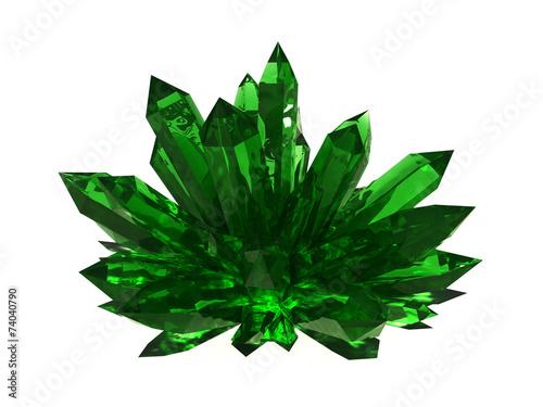 Emerald druze - 74040790