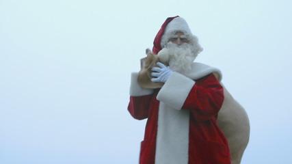 Santa is on The Way