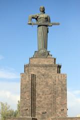 monument Mother Armenia in Yerevan