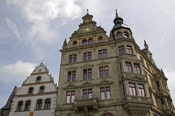 Hausdetail in Braunschweig