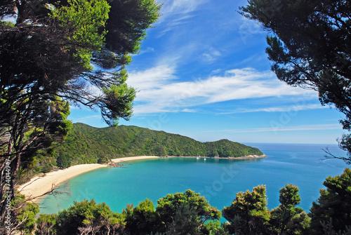 Keuken foto achterwand Nieuw Zeeland Abel Tasman National Park, New Zealand