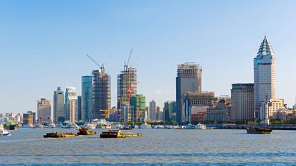 Aufschwung in Shanghai