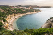 Sardegna, spiaggia di s'Archittu, Cuglieri (Or)