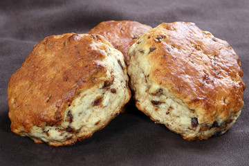 date and maple scones