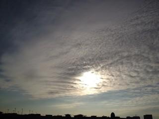 sky horizont