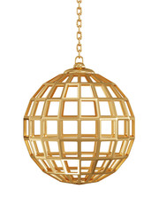 Golden gate sphere