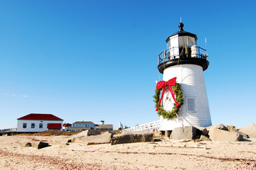 Chriistmas at Nantucket