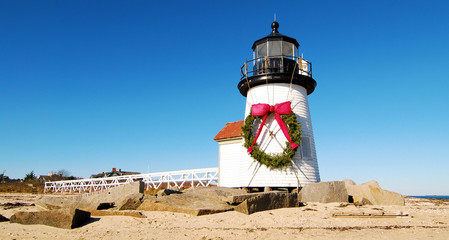 Christmas at Nantucket