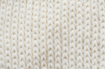 background of swirling light knitted thing