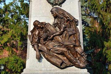Memorial to Heroes of First world war. Kaliningrad (former Koeni
