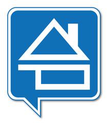 Logo hôtel restaurant.