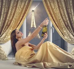 Luxury New Year Eve