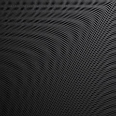 Vector Perforated Metal Background