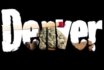 Denver Colorado, Marijuana