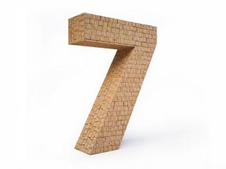 Brick Number Seven