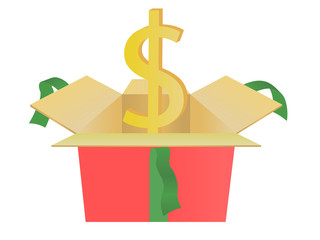 usd of gift box