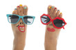 Happy summer feet - 74063135