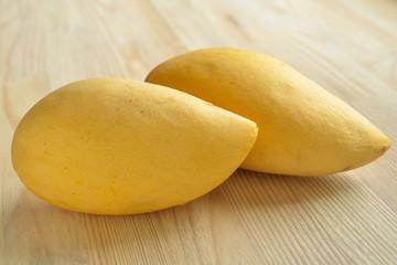 Thai mangoes