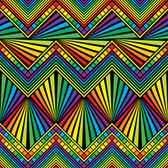 seamless rainbow color