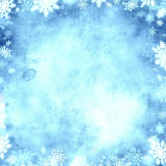 cold snow christmas background texture