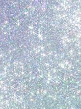 "Постер, картина, фотообои ""Polarization pearl sequins, shiny glitter background"""