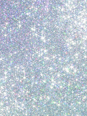 Polarization pearl sequins, shiny glitter background