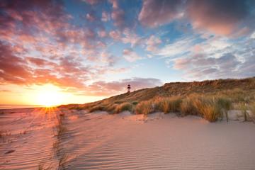 Sylt am Morgen - Strand