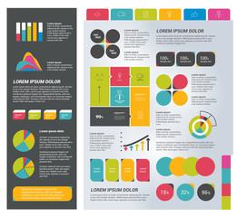 Infographics set elements.
