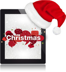 Tablet, App for Christmas