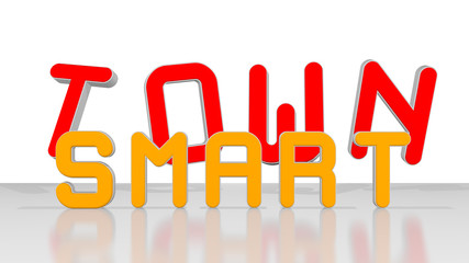 Smart Town - Stadtautomatisierung