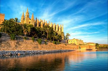 The Cathedral La Seu
