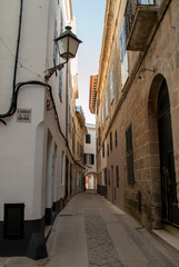 Casco antiguo de Ciutadella