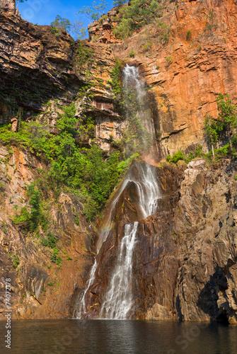 Tjaynera (Sandy Creek) Falls. Litchfield, Australia. - 74072178