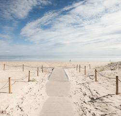 Playa de Laredo, España