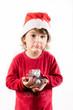 Funny Santa helper