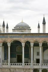 Tiled Kiosk  in Istanbul,Turkey