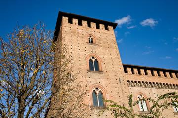 Castle Visconti, Pavia, Italy