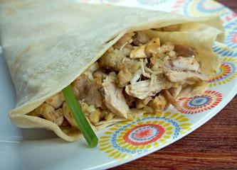 Chicken Tantuni