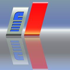 Logo e mobil
