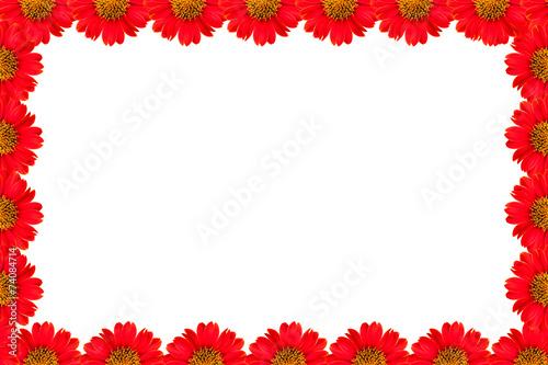 canvas print picture Flower Pattern wallpaper.