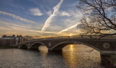Cambridge in Massachusetts, USA
