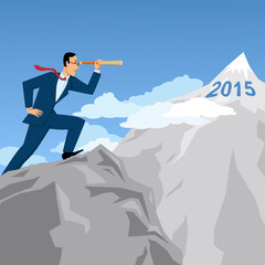 Business forecast and planning for 2015