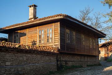 house in Zheravna.
