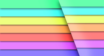 Linee colori
