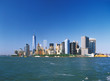 Obrazy na płótnie, fototapety, zdjęcia, fotoobrazy drukowane : Manhattan on a sunny day.