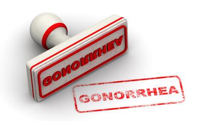Гонорея (gonorrhea). Печать и оттиск